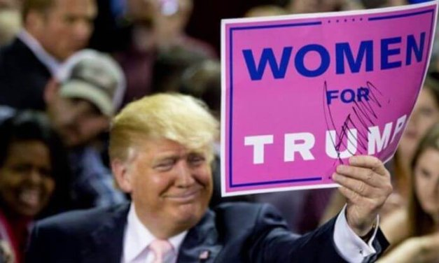 Why Trump's Female Voters Pushed Him To Victory