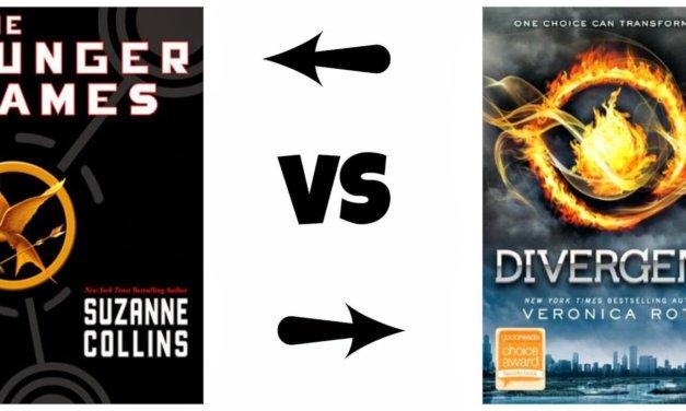 The Hunger Games vs. Divergent