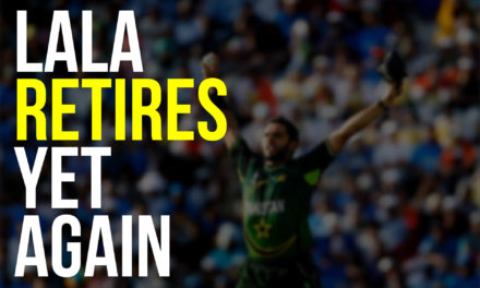 Lala Retires Yet Again