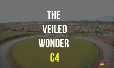 The Veiled Wonder: C4