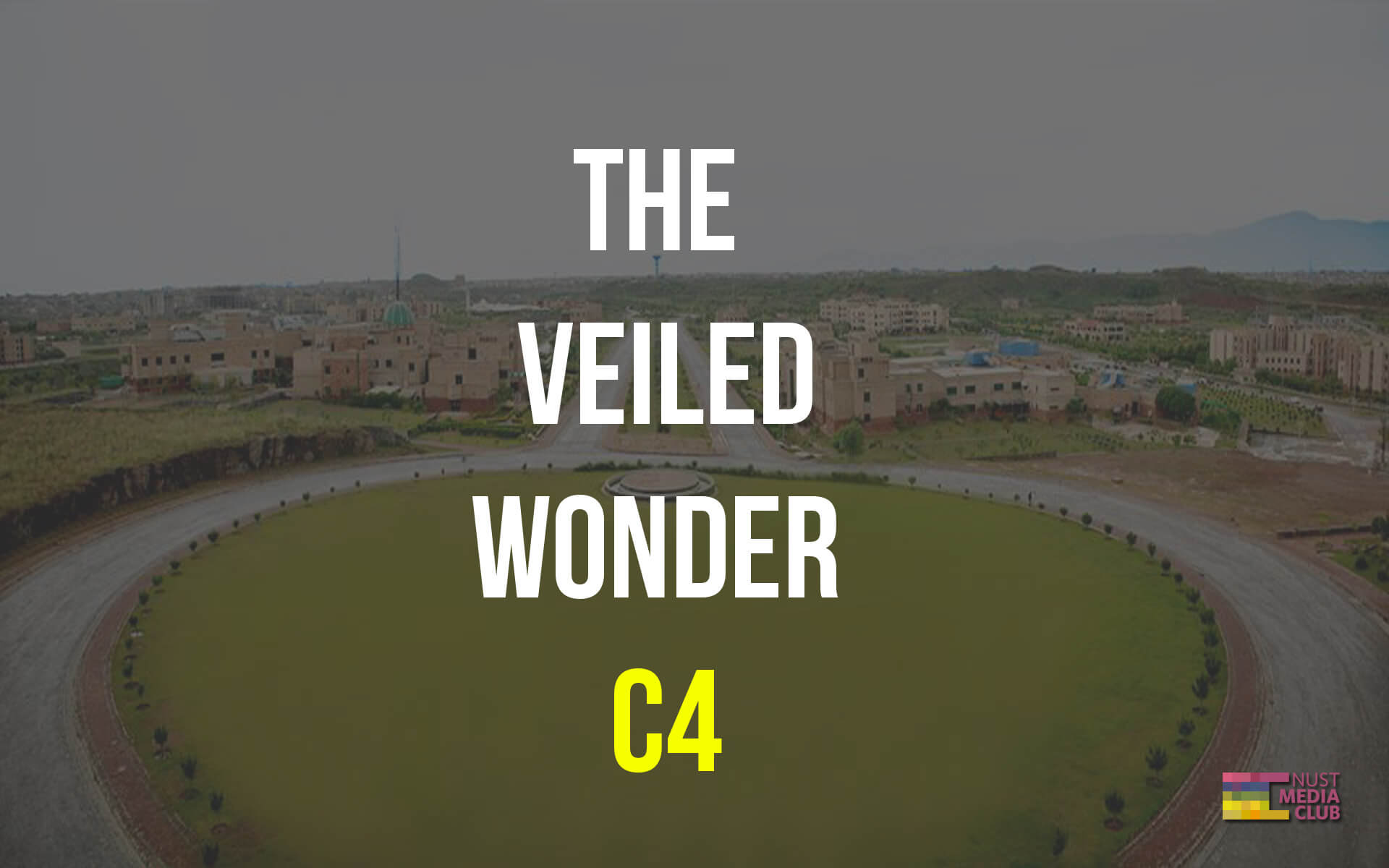 The Veiled Wonder: C4