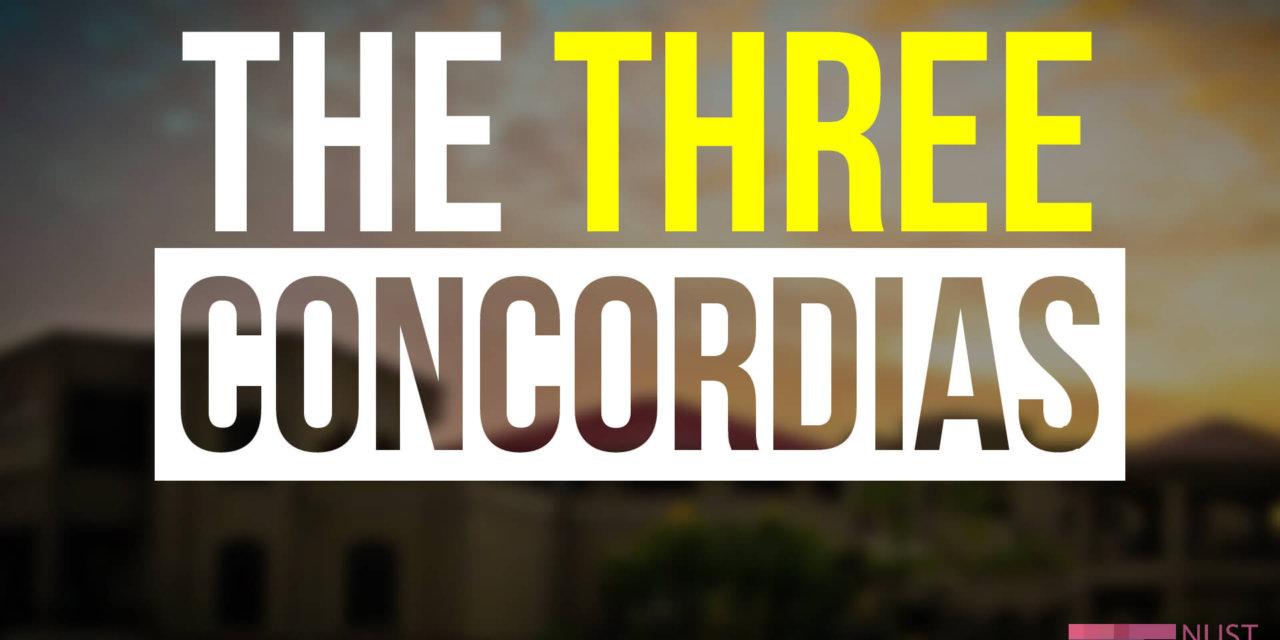 Campus – The Three Concordias