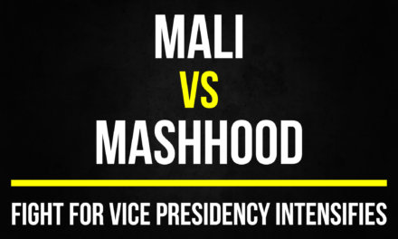 Malhi Vs Mashhood; fight for vice presidency intensifies