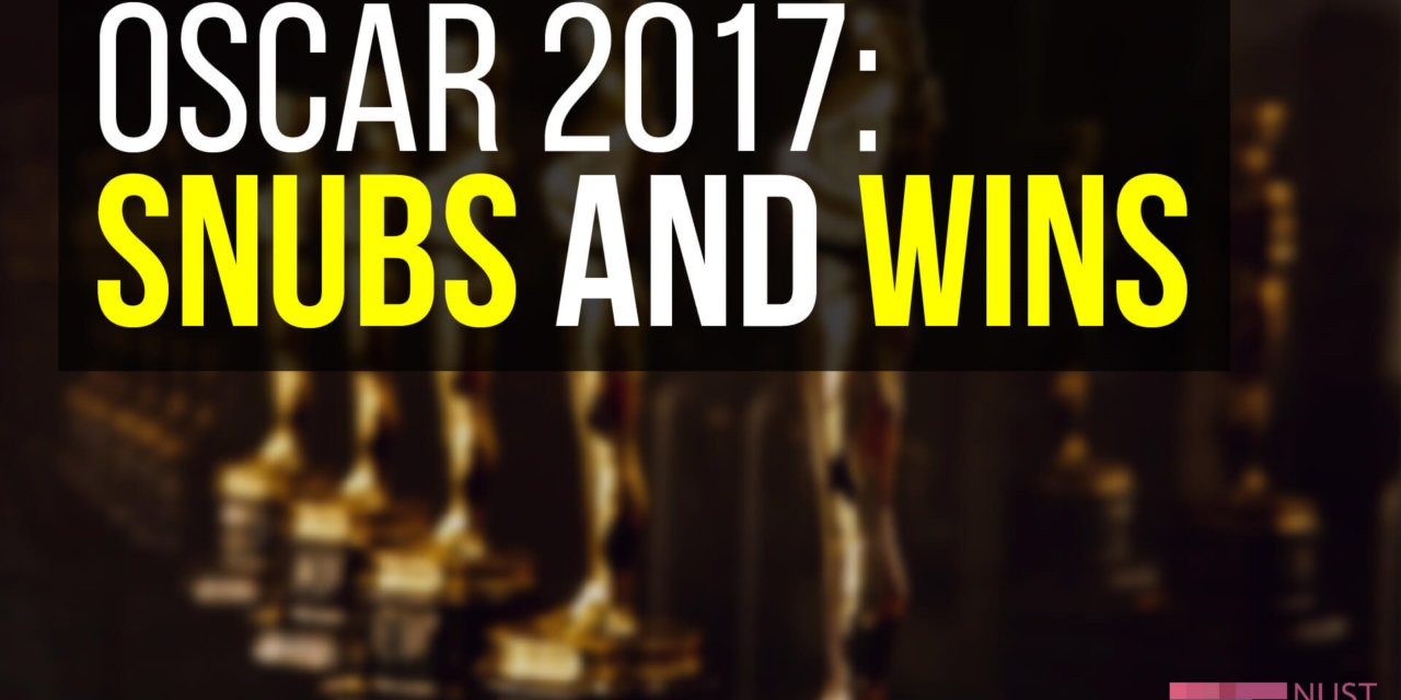 Oscars 2017: Snubs and Wins