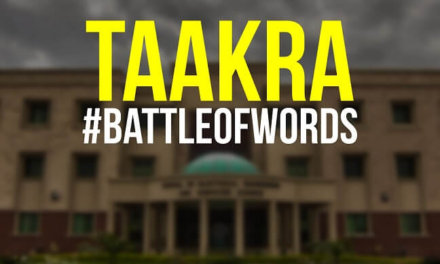 Taakra – #BattleOfWords