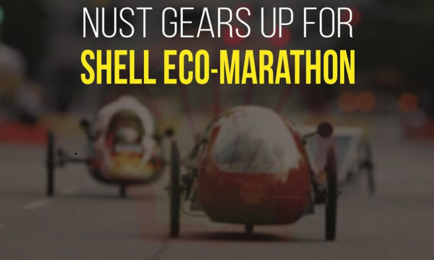 NUST Gears Up for Shell Eco-Marathon