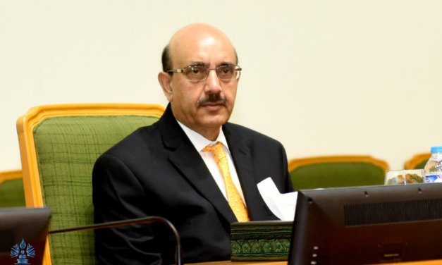 "12.5 million Kashmiris are ""living in hell"": President AJK"