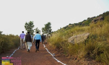 NUST has a New Hiking trail, and its waiting for you!