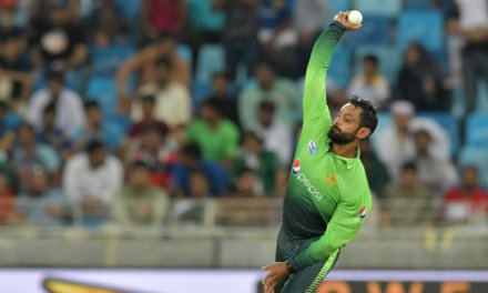Hafeez suspended, again