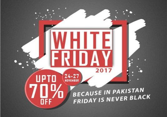 Not so Black Friday in Pakistan