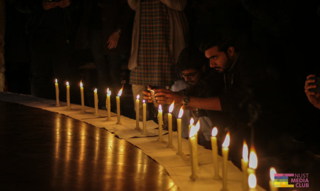 NUST remembers APS