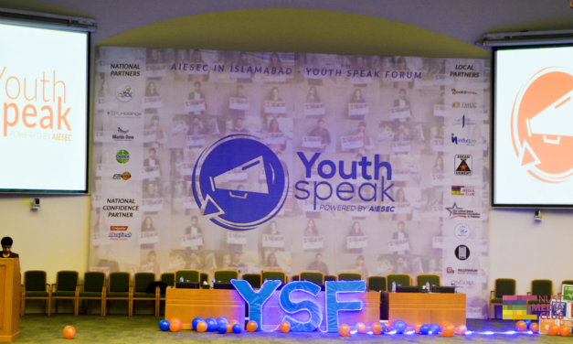Youth Speak Forum at NUST