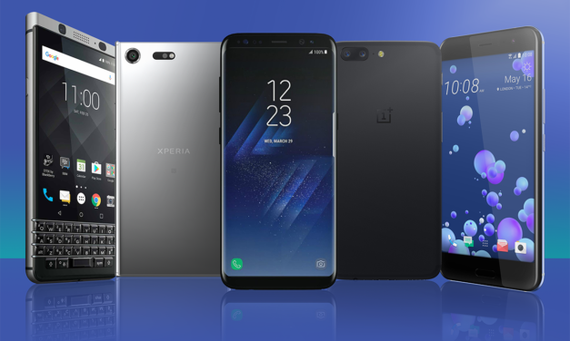 THE WAR ON SMARTPHONE BEZELS