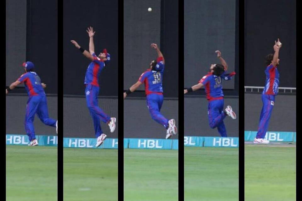 """Pakistan Super """"Catches"""" League"""