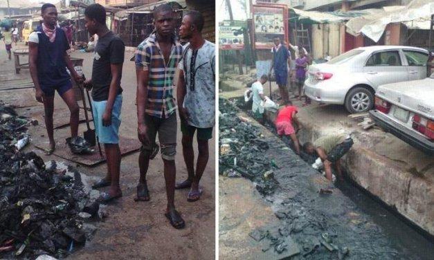 Street Cleaner: Christopher Anaekwe Garners Fame for Picking Trash
