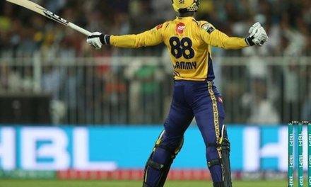 Quetta vs Peshawar: Limping Sammy steals the day