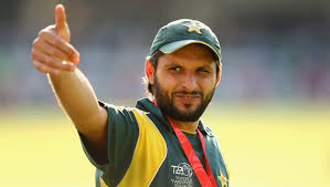 The storm over Afridi's tweet