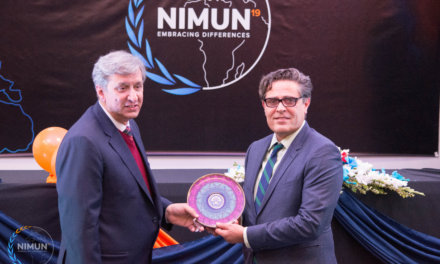 NIMUN Brand Launch