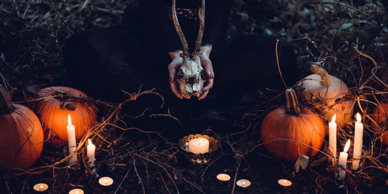 They tried to scare away a demon: A History of Halloween