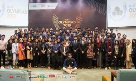 Event Coverage: NUST Olympiad Day 4