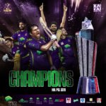 PSL Finale: Quetta Finally Made into List of Champions of PSL