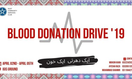 NCSC Record Breaking Blood Donation Drive