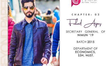 BEYOND PAPER – CHAPTER 2: Mr. Fahad Ayaz