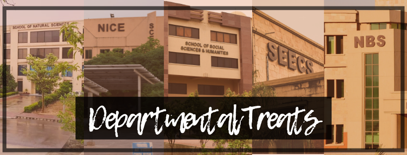 Yearbook : Departmental Treats