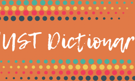 Yearbook: The NUST Dictionary