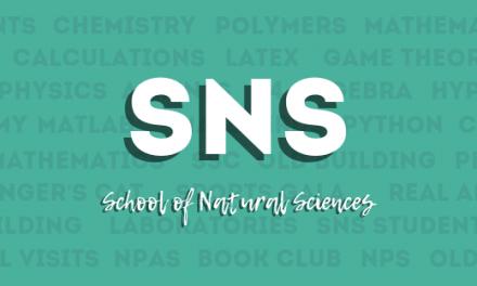 SCHOOL OF NATURAL SCIENCES (SNS)