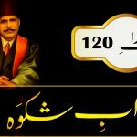 Allama Iqbal's Jawab e Shikwa
