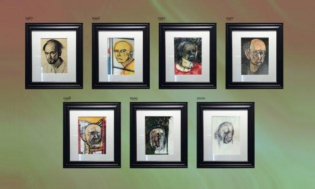 Alzheimer's through the lens of Art